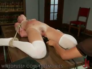 pervers porno, mooi redhead actie, nieuw broodmager