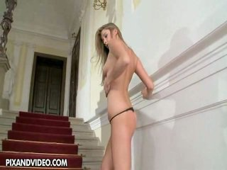 kwaliteit brunette neuken, vol hardcore sex scène, piercings kanaal