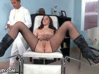 hardcore sex klem, meer piercings film, kwaliteit gapende film