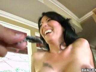 u brunette, hardcore sex, echt pijpen video-