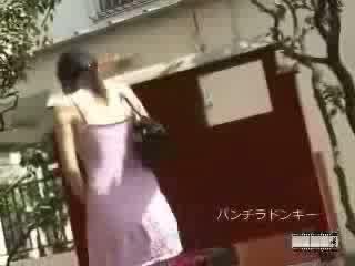 Japansk sharking til pubic hår video