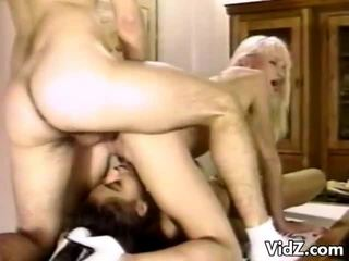 Blond bitch pussy fights with chinese whore