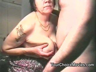 Starý couples excentrický domácívyrobený porno film