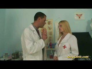 verpleegkundigen tube, alle seks klem, gratis dokter gepost