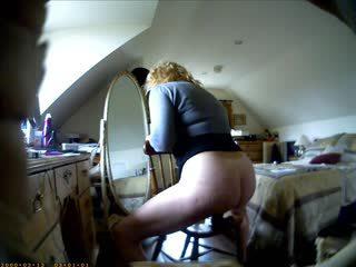 Big dong riding Video
