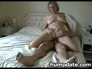 Berpayu dara besar matang isteri dengan bagus besar pantat/ punggung rides zakar/batang
