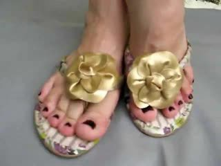 ideaal voet fetish