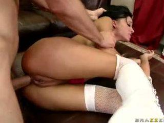 Sizzling nana haley wilde est having enjoyment getting hammered sur son inviting cul