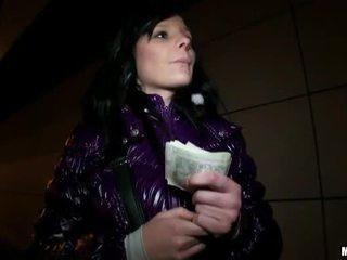 Czech Twat Maja Making Love For A Chunk Of Cash