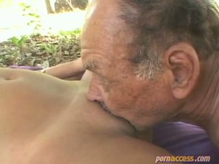 nominale hardcore sex, een grootmoeder klem, kwaliteit oma porno