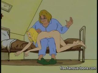 Innocent mädchen seduced und spanked