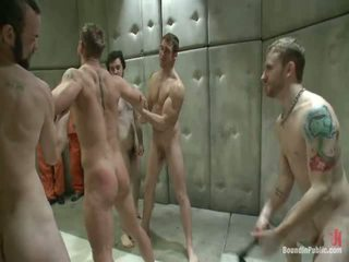 Lockup, Cell Extraction And Prison Xxx Motion Pair