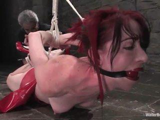nice hd porn, bondage scene, real bondage sex fucking