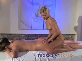 Masaža rooms klitoris rub za ji orgazem s masseuse