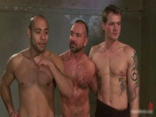 Leo And Trent In Very Way Out Gay Porn Slavery 15 By Boundpride