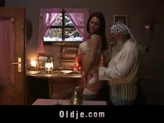 Seksual täze ýyl gift for old man.