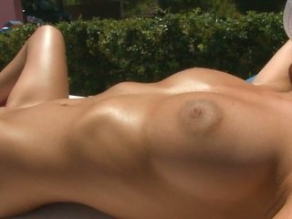 free brunette, new shaved pussy sex, hottest outdoors video
