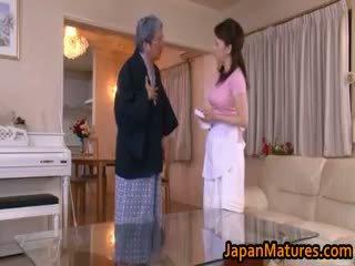 japanse, groepsseks, grote borsten, amateur
