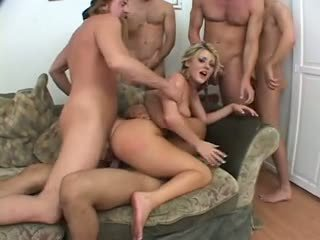 fresh double penetration, you group sex, gangbang