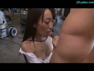 pijpen thumbnail, ideaal kantoor porno, aziatisch actie