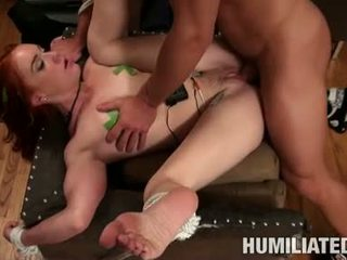 Dani Jensen Red This Guyad Giving A Hard Gam To A Sexy Dude