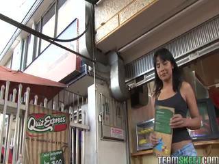 Kuum oye loca video starring marcellinha moraes, abril santamaria, ginyer alvarez