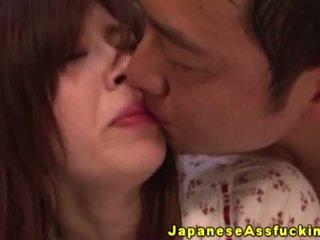 Aziatike babes gaping anale derdhje jashtë