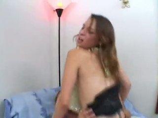 Amber rayne - slam bam - scene 3