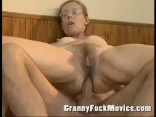 ideaal oma, anaal, meer volwassen actie
