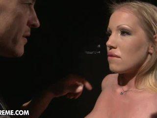heet piercings porno, ideaal getatoeëerd scène, kwaliteit gapende kanaal