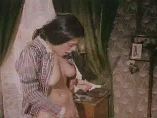 Niemieckie klasyczne porno film z the 70s wideo