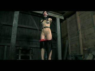 Bdsm роб elise graves окован whipped electro tormented и impaled