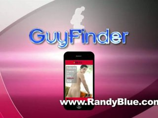 When Johnny Hazzard Takes Advantage Of The Hottest New Mobile App, Guyfinder, Red Headed Hottie Danny Harper Hooks Up For Some Super Sexy Wazoo Eating, 69ing Hardcore Fun.
