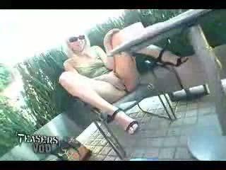 Page Public Upskirt Video