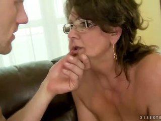 Mormor porr