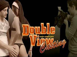 een brunette, tiener sex porno, ideaal jong video-