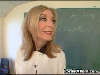 Mrs. Hartley Seductive Teacher