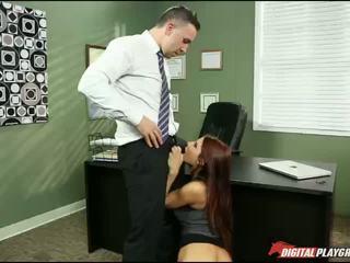 Besar payudara bintang pornografi madison ivy pounded