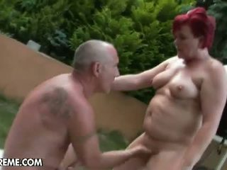 hard fuck, outdoor sex, backyard