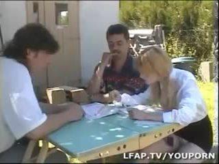 französisch, neu anal, francais