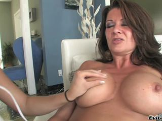 see brunette, assfucking film, you toys fucking