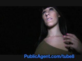 Publicagent іспанська підліток з великий цицьки і дупа трахання outdoors
