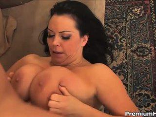 hardcore sex vid, big boobs, ideal pussy drilling movie