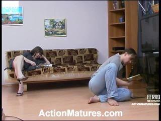 Elinor och morris sexuell åldrad video-