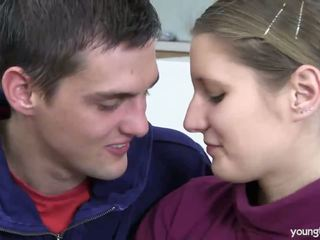 Big titted teen Jenny gets fucked