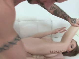 Mom loves showing of her colossal melons and fucks hard