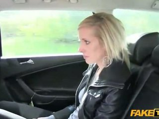 Blonde czech babe scammed and fucked