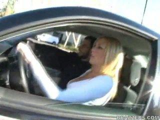 van achter klem, vol harder vid, ideaal auto