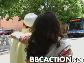 zien pik seks, kijken bbc scène, vol pijpbeurt actie