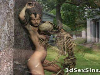 3d creatures fan babes!